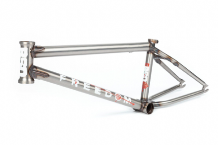 "BSD Freedom Frame 2020 - 20.2"" - Raw"